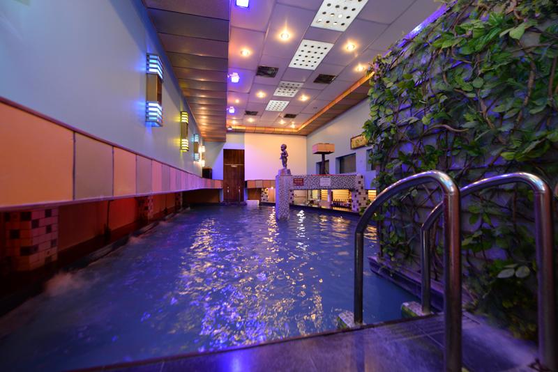 Hotel Shwe Gone Daing Spa